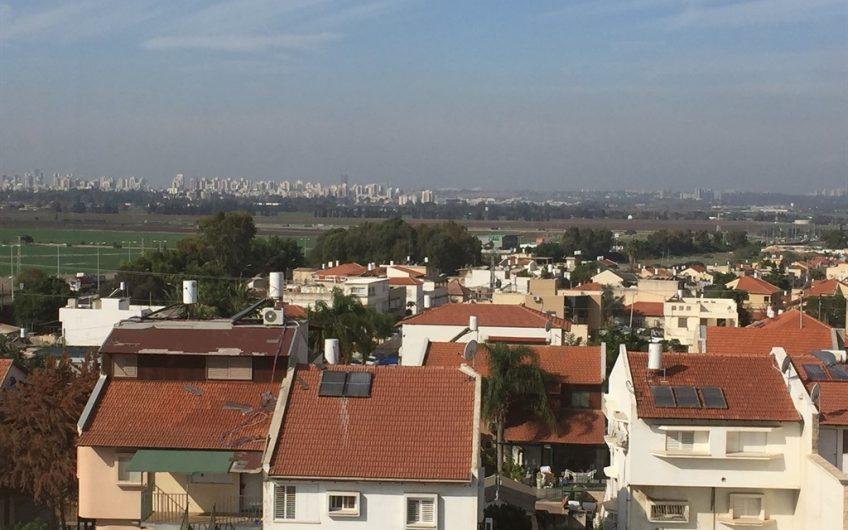 5 חדרים במצפה אפק – דופלקס גג