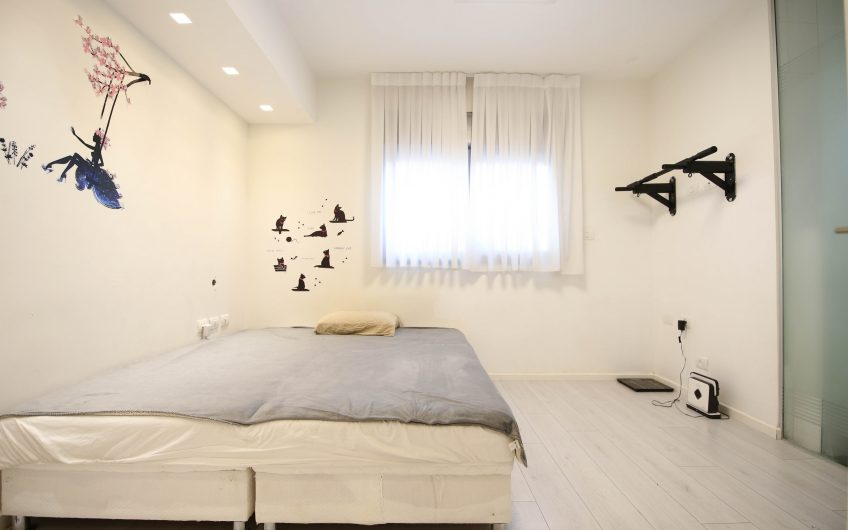 דירת דופלקס גן 6 חד' – בפסגת טל, ראש העין